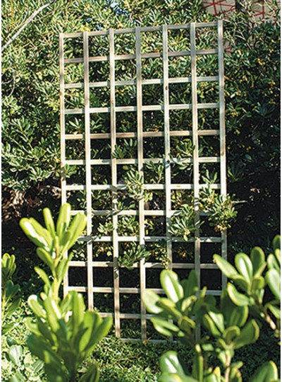 Celos a madera sin marco agotado space - Celosia con jardinera ...