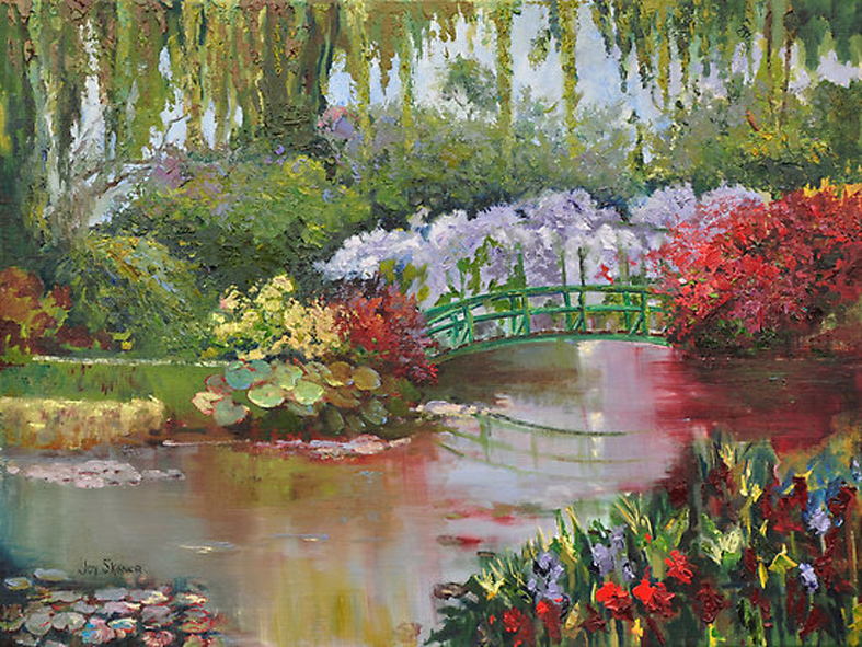 Los Jardines de Monet en Giverny | spacegarden.eu